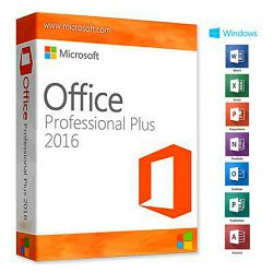 Office 2016 Professional Plus, ESD