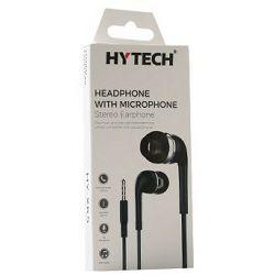 Oprema za mobitel, slušalice s mikrofonom HY-XK5, crne, Hytech