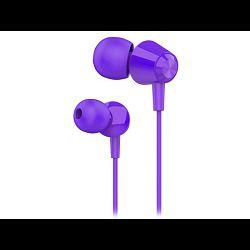 Oprema za mobitel, slušalice s mikrofonom HY-XK30, ljubičaste, Hytech