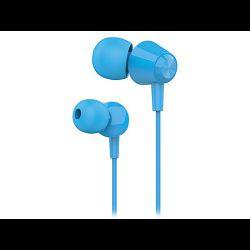 Oprema za mobitel, slušalice s mikrofonom HY-XK30, plave, Hytech