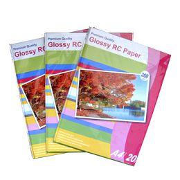 Orink foto papir glossy, A4, 260gr., 20 listova