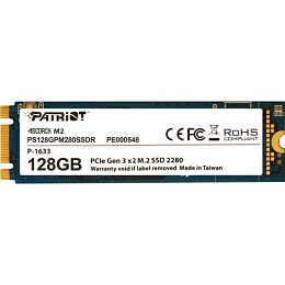 Patriot SSD Scorch R1700/W415, 128GB, M.2 NVMe