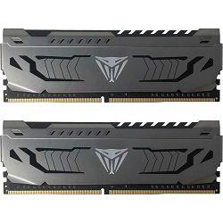 Patriot Viper Steel, 3200Mhz, 16GB (2x8GB), CL16 PVS416G320C6K