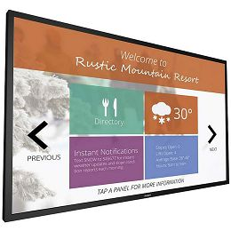 """Philips 43"""" Multi-Touch Display, 43BDL4051T 43BDL4051T"""