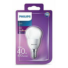 Philips LED žarulja, E14, P45, topla, 5.5W, matir