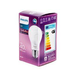 Philips LED žarulja, E27, A60, topla, 4,5W, matir.
