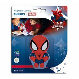 Philips ručna svjetiljka Spiderman, bat.