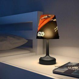Philips stolna lampa Star Wars Spaceships, baterij