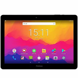 Prestigio Wize 3171 3G, PMT3171_3G_D, Single SIM, 3G, 10.1(800*1280)IPS display, Android 7.0, up to 1.3GHz quad core, 1GB DDR, 16GB Flash, 0.3MP Front + 2.0MP rear camera, 5000mAh battery, color/Bla