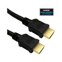 HDMI kabel sa mrežom, HDMI M - HDMI M, 1.0m