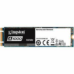 SSD Kingston 240GB SSDNOW A1000 M.2 2280 NVMe