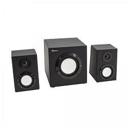 SBOX 2.1 stereo zvučnici SP-4300 12W BT&CR