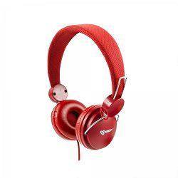 SBOX on-ear slušalice HS-736 crvene