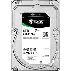 SEAGATE HDD Server Exos 7E8 512N (3.5/4TB/SATA 6GB/s/7200rpm)