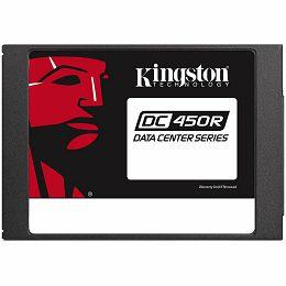 "KINGSTON DC450R 960GB Enterprise SSD, 2.5"" 7mm, SATA 6 Gb/s, Read/Write: 560 / 530 MB/s, Random Read/Write IOPS 98K/26K"