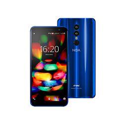 Smartphone NOA N3, 5.5 HD, QuadCore, 3GB/16GB, 4G, blue
