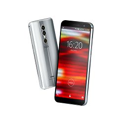 Smartphone NOA N3, 5.5 HD, QuadCore, 3GB/16GB, 4G, silver