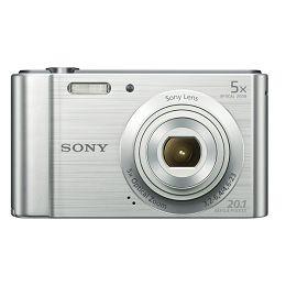 Sony DSC-W800S 20.1Mp/5x/2.7