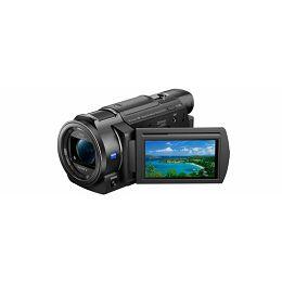 Sony FDR-AX33B, 8.3Mpx, 10x opt, 4K, 3