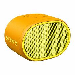 Sony SRS-XB01, prijenosni zvučnik Bluetooth, žuti