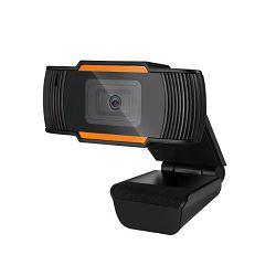 Adesso CyberTrack H2 480p HD web kamera, crna CyberTrack H2