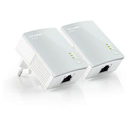 TP-Link Nano Powerline mrežni adapter 600Mbps, Homeplug AV (duplo pakiranje)