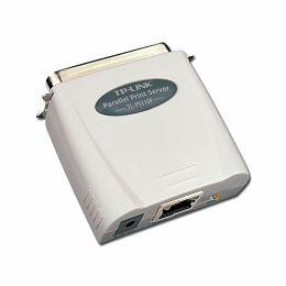 Print Server TP-LINK TL-PS110P 10Base-T/100Base-TX (LAN x 1, Parallel x 1)