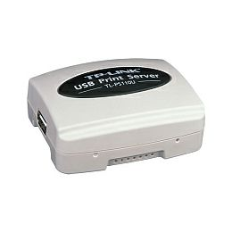 TP-Link Print server USB2.0, RJ-45 port