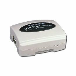 Print Server TP-LINK TL-PS110U 10Base-T/100Base-TX (LAN x 1, USB2.0 x 1)
