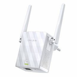 Repeater TP-Link  TL-WA855RE, 300Mbps Wireless N Wall Plugged Range Extender, Qualcomm, 2T2R, 2.4GHz, 802.11b/g/n, 1 10/100M LAN, Ranger Extender button, AP & Range extender mode, 2 fixed antennas