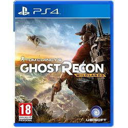 Tom Clancys Ghost Recon Wildlands Standard Edition PS4