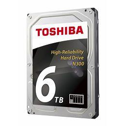 Toshiba 6TB, 7200rpm, 128MB