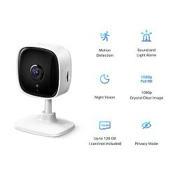 TP-Link Tapo C100 Fixed Home Security WiFi Tapo C100