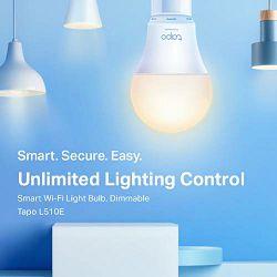 TP-Link Tapo L510E Smart Wi-Fi Light Bulb Dimmable Tapo L510E(EU)