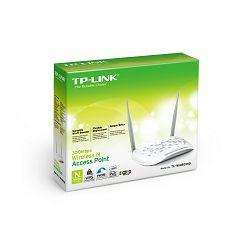 TP-Link TL-WA801N, 300 Mbps WLAN AP, 2 x 4dBi TL-WA801N
