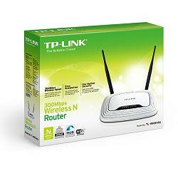 TP-Link TL-WR841N, WLAN router 300Mbps 4-port TL-WR841N