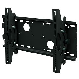 Transmedia Flat Screen TV (70-160 cm) Wall Bracket, Black
