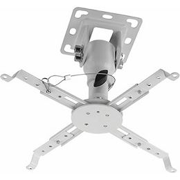 Transmedia Beamer Ceiling Bracket, White