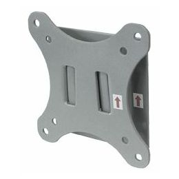 Transmedia LCD Flat Screen (25-76cm) Wall Mount, Silver