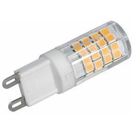 Transmedia LED lamp 230V 3,5W 340lm G9 socket 3000k warm white