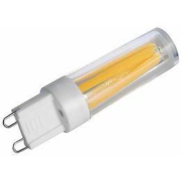 Transmedia LED lamp 230V, 3W, 300lm, G9 socket 2700k warm white