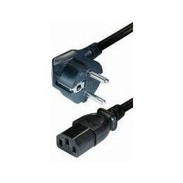 Transmedia Schuko Power Cord 1,5m