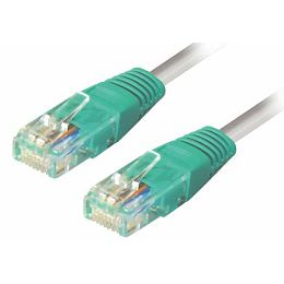 Transmedia 2m Crossover Cat5e UTP Patch Kabel