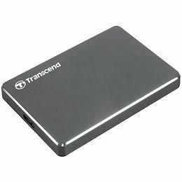 Transcend 1TB StoreJet 2.5 C3N, Portable HDD USB 3.1 Gen 1 USB Type-A alu super slim, EAN: 0760557837503