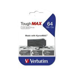 Verbatim USB2.0 ToughMAX 64GB, crni