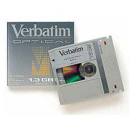 MO disk Verbatim 5.25
