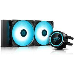 Vodeno DeepCool Gammaxx L240T BLUE, 2x120mm, PWM