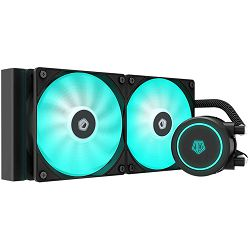 Vodeno ID-Cooling AURAFLOW X 240, 2x120mm, PWM, RGB