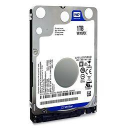 Western Digital Blue 1TB, 2,5