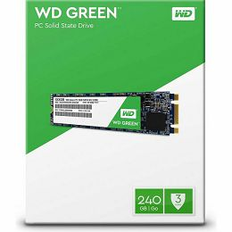 WD Green SSD 240GB, M.2 2280, R545/W430